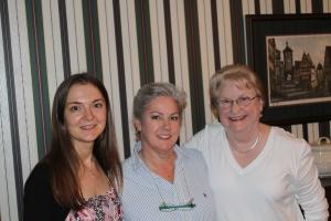 Nastya met leaders in the Richmond  post-abortion world.