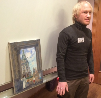 Volodya Shamarin