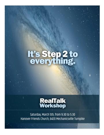 Real Talk Poster